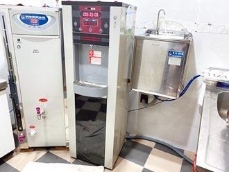 鼓勵多喝水 花縣府更新校園飲水機