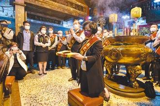 彰化媽祖文化節日期擲無筊 請示增加遶境竟連擲9聖筊