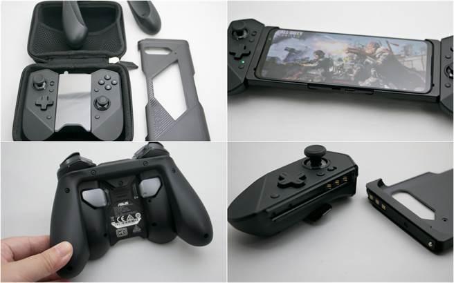 遊戲控制器3照片。(黃慧雯攝)