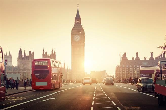 全倫敦最生龍活虎 放任顏色大亂鬥的地方。(示意圖/達志影像shutterstock提供)
