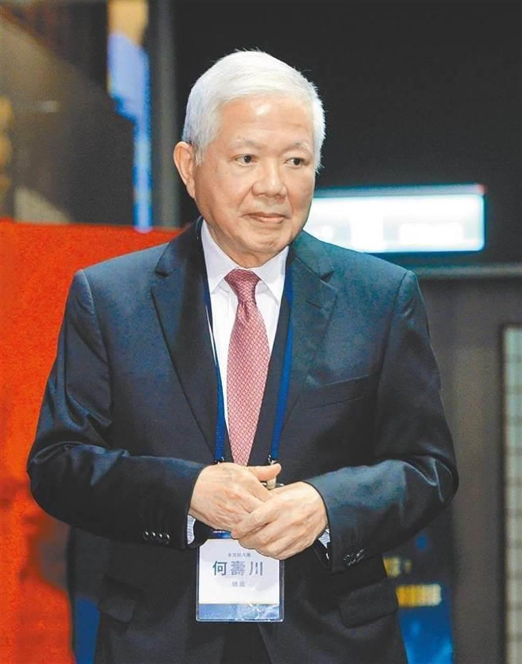 永豐集團創辦人何壽川。(本報資料照片)