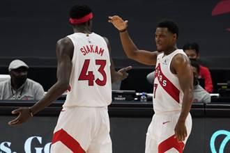 NBA》跟湖人熱火談判宣告破裂 羅瑞續留暴龍
