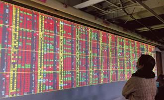 台積電開582元漲7元 台股漲逾百點