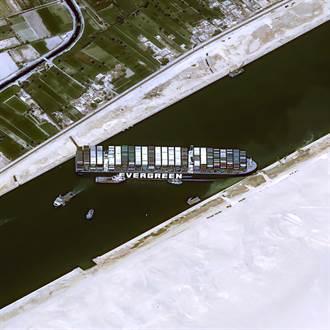 【長榮輪卡運河】小心破船  小摩警告:全球貿易將全面崩盤