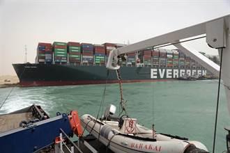 【長榮輪卡運河】貨輪阻塞油價已反應 專家曝下一個受害者