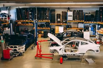 BMW M与Red Bull合作打造M4甩尾赛车