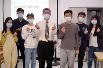 中榮醫師開課當講師 助大葉學生接軌產業