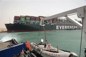 長榮貨輪堵死運河第4天 各國航運準備繞行好望角
