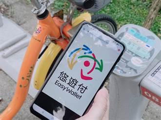 悠遊付租借YouBike享15%儲值金回饋 iPhone用戶吃不到
