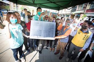 不爽60年記憶被抹除 恆豐街7成居民反對改名