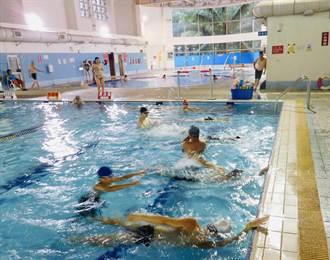高巿環保局所轄4座回饋游泳館 4月1日起減半開放