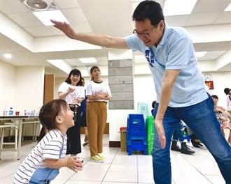 立委費鴻泰要修法 合理照顧三歲幼兒