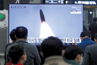 拜登檢討政策 北韓二度射彈挑釁