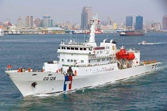 海巡署打造第二海軍 意圖展現