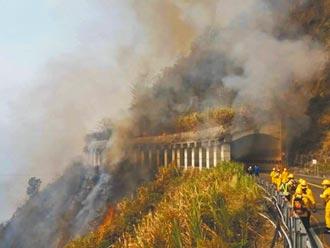 查阿里山縱火犯 破案難度高