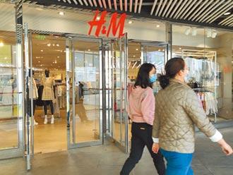 大陸民間抵制H&M 藝人忙切割