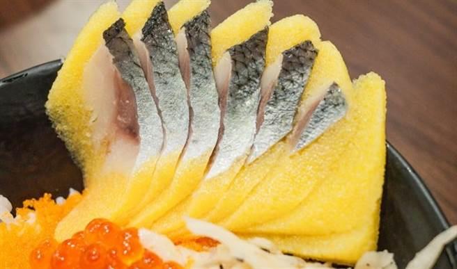 黃金鯡魚則是鄉民最不推的生魚片。(圖/PTT)