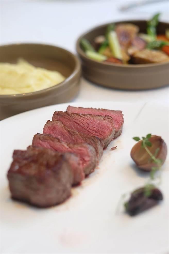 台北花園酒店「以餐帶住」拚國旅 入住送米其林餐盤推薦牛排館套餐 - 生活