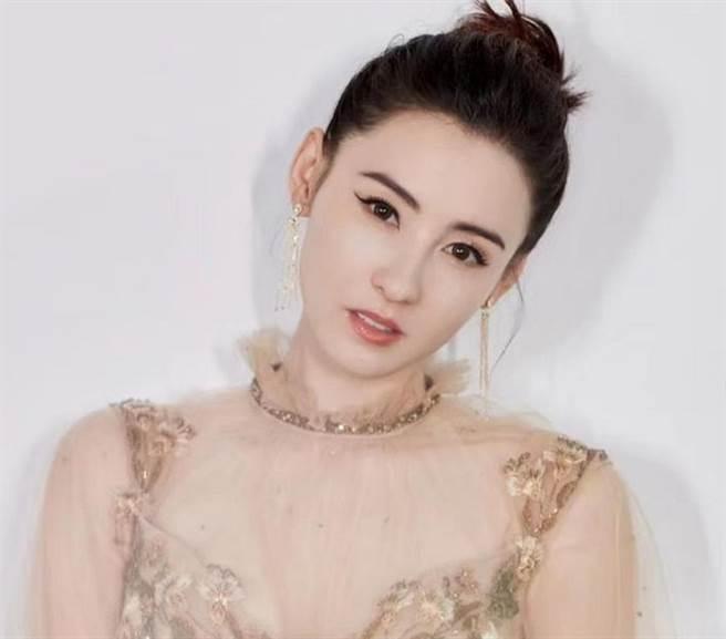 香港女星張柏芝。(圖/ 摘自張柏芝IG)