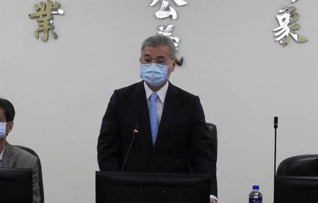 台南市11警官調動,警察局長方仰寧親自解釋原因。(台南市警察局提供/劉秀芬台南傳真)