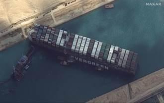 頭條揭密》長賜輪卡運河堵塞船舶損失暴增 最佳脫困時機浮現