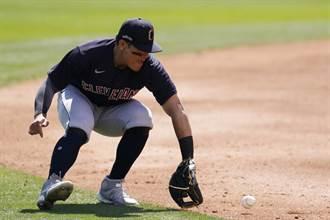 MLB》連2季擠進開季名單 教頭讚張育成「打擊很兇猛」