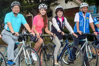 楊文科希望儘快建置新竹縣公共自行車系統 竹北市將優先規畫