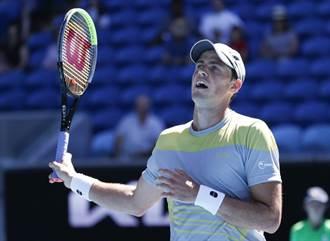 網球》加國選手崩潰嗆主審 揚言要告ATP