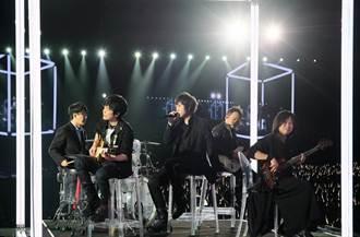 五月天今邀「奶妹」劉若英再唱台南 2.4萬歌迷暖壽成軍日