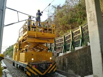 台鐵南迴主吊線斷落 影響3444名旅客