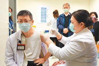 AZ接種人數下降 6成注射部位疼痛