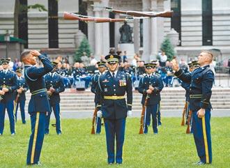 解放軍2040 將與美國軍力對等