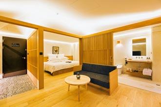 蘭陽烏石港酒店坐擁龜山島