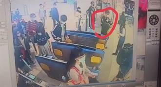持刀逼高中女口交 新竹車站變態狼台中落網
