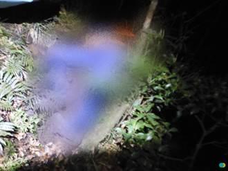 男子登山猝死烏來屯鹿樂佩山  預計下午直升機吊掛屍體下山