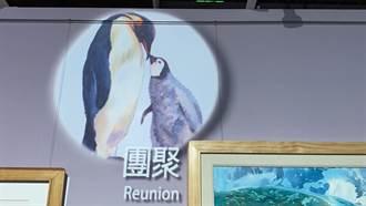 海科館特展結合立體光影動畫 趣味探索南極生態