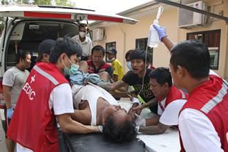 緬甸軍人節血腥鎮壓 英美日韓12國防長同聲譴責