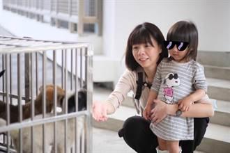 后里動物之家等6年將開幕 洪慈庸帶女兒先睹為快