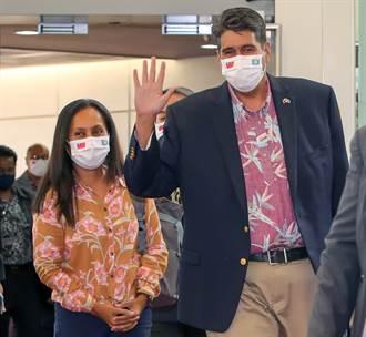 台帛旅遊泡泡將啟動 帛琉總統今率團抵台訪問