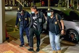 新竹警方逮獲涉恐嚇意圖性侵變態男 法院裁定羈押禁見