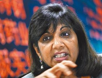 人物剪影女富豪各擁一片天-印度女首富白手起家 投入新冠肺炎藥研發