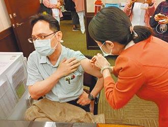 AZ疫苗施打進度不理想 陳時中曝過期疫苗下場