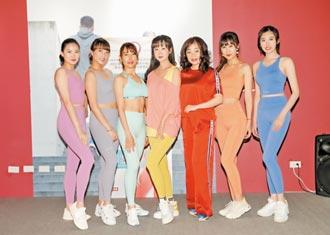 王惠萱出書《美皇后健身教室》 張如君讚歎漫畫腰