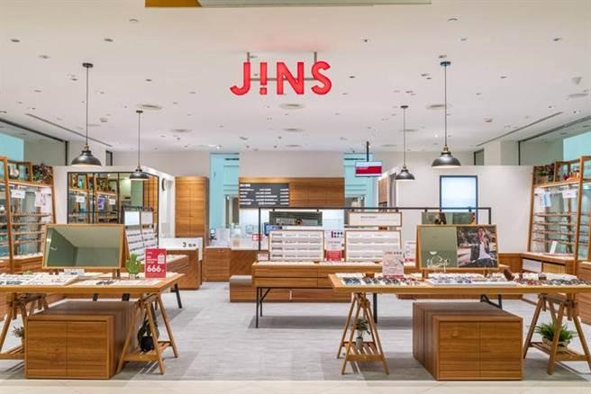 疫後拚開店!JINS全年目標42店搶市占 - 財經
