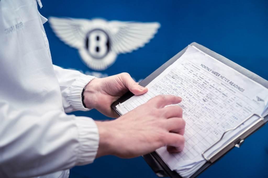 賓利汽車英國總部工廠持續踐行可持續發展理念