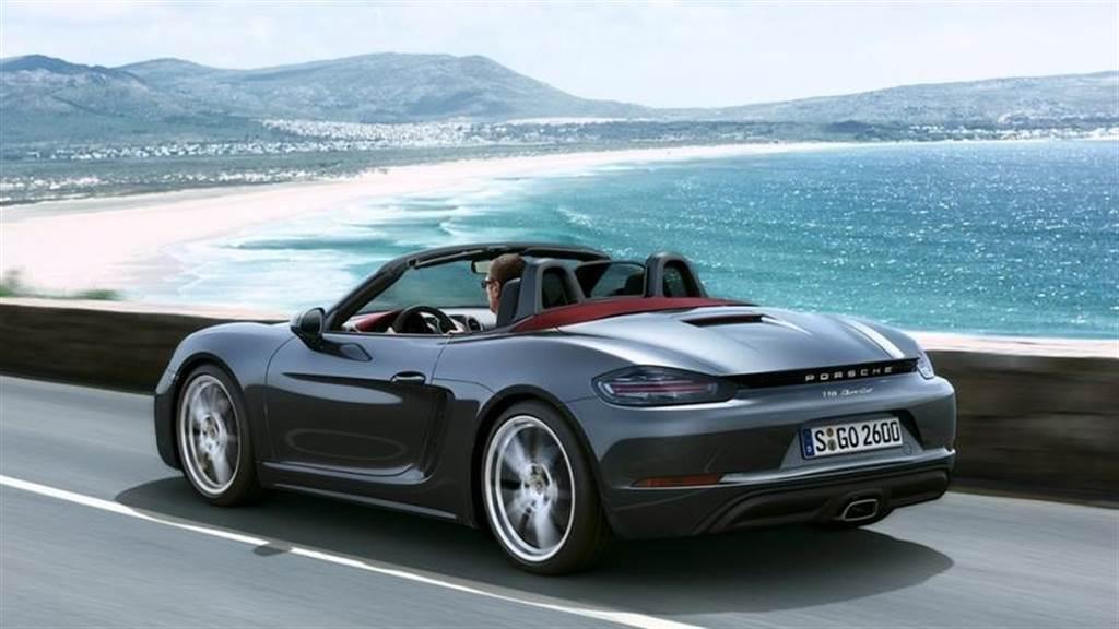 保時捷正考慮 Boxster、Cayman 入門跑車電動化:夏天來臨前會給答案