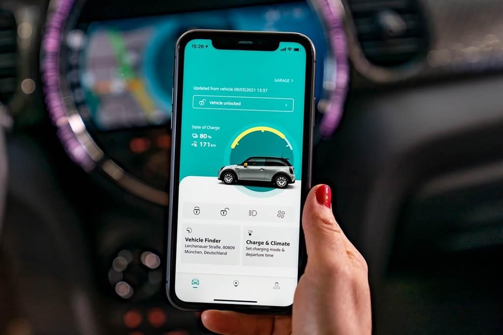 二次小改MINI全新車載信息娛樂系統 具備Amazon Alexa集成功能
