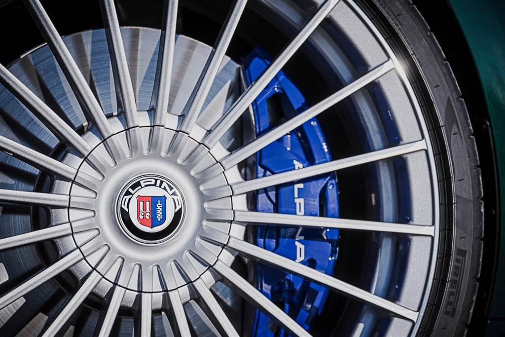 超越M8的存在 BMW Alpina B8 Gran Coupé強襲美國性能市場