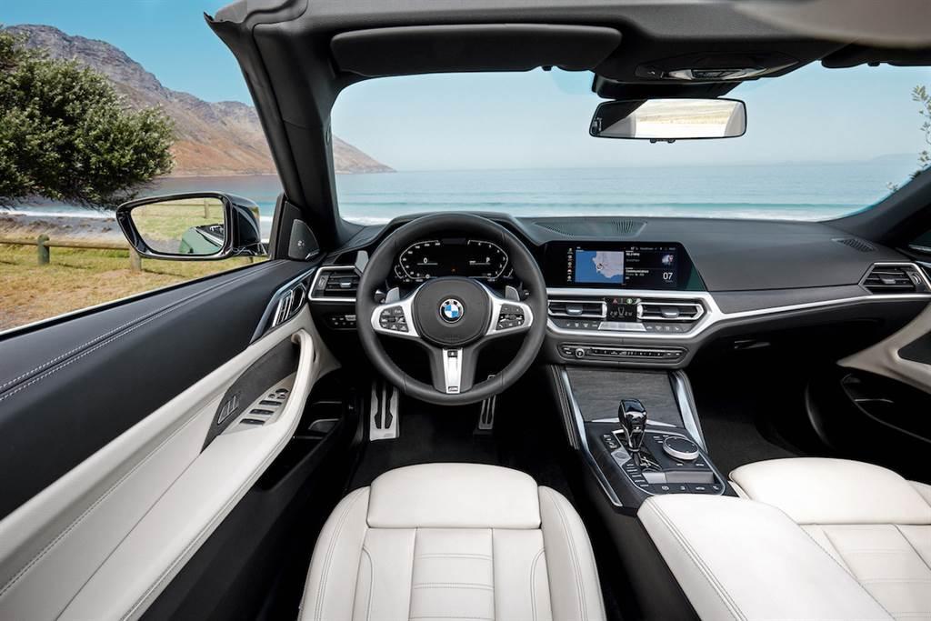 315萬元單一車型,BMW 430i M Sport Convertible 預售起跑!