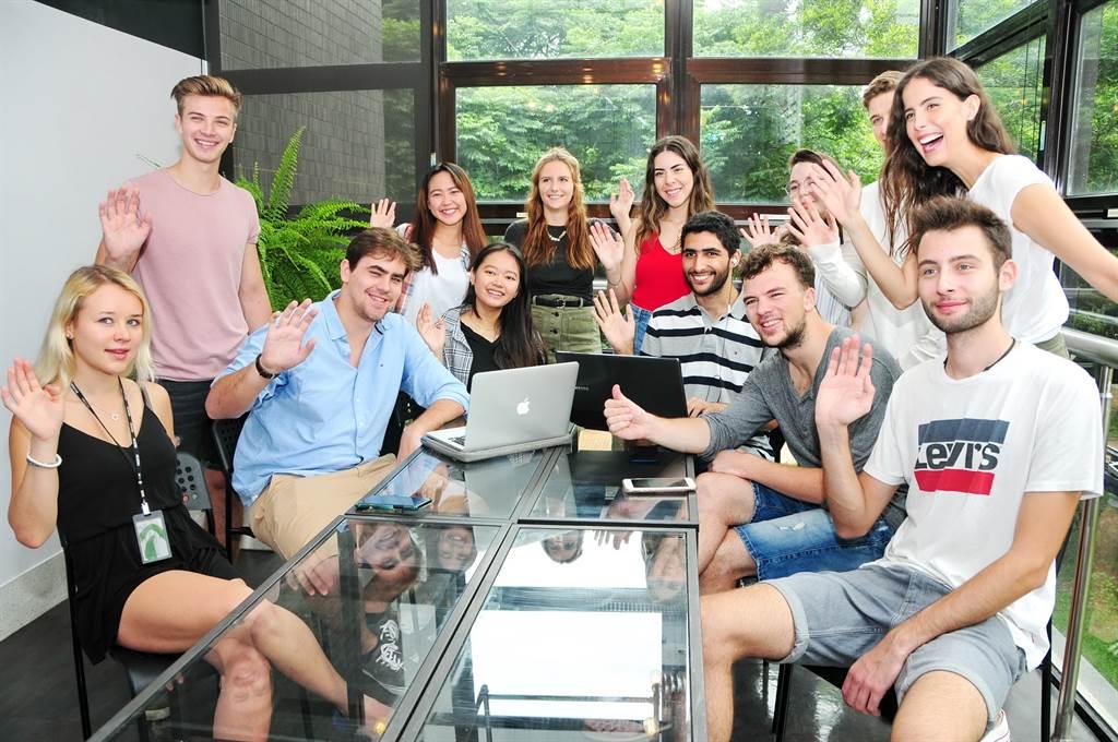 《Cheers》「大學辦學績效成長」調查,靜宜大學在國際教育、創新及跨域教學等策略,備受肯定!(靜宜大學提供)